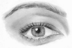 how to draw better eyes
