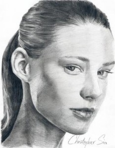 how to draw more Realistic pencil portraits