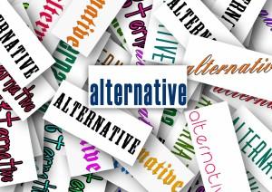 many alternatives available