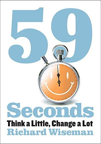 59 seconds book cover